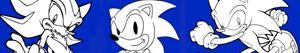 Omalovánky Sonic