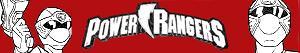 Omalovánky Power Rangers